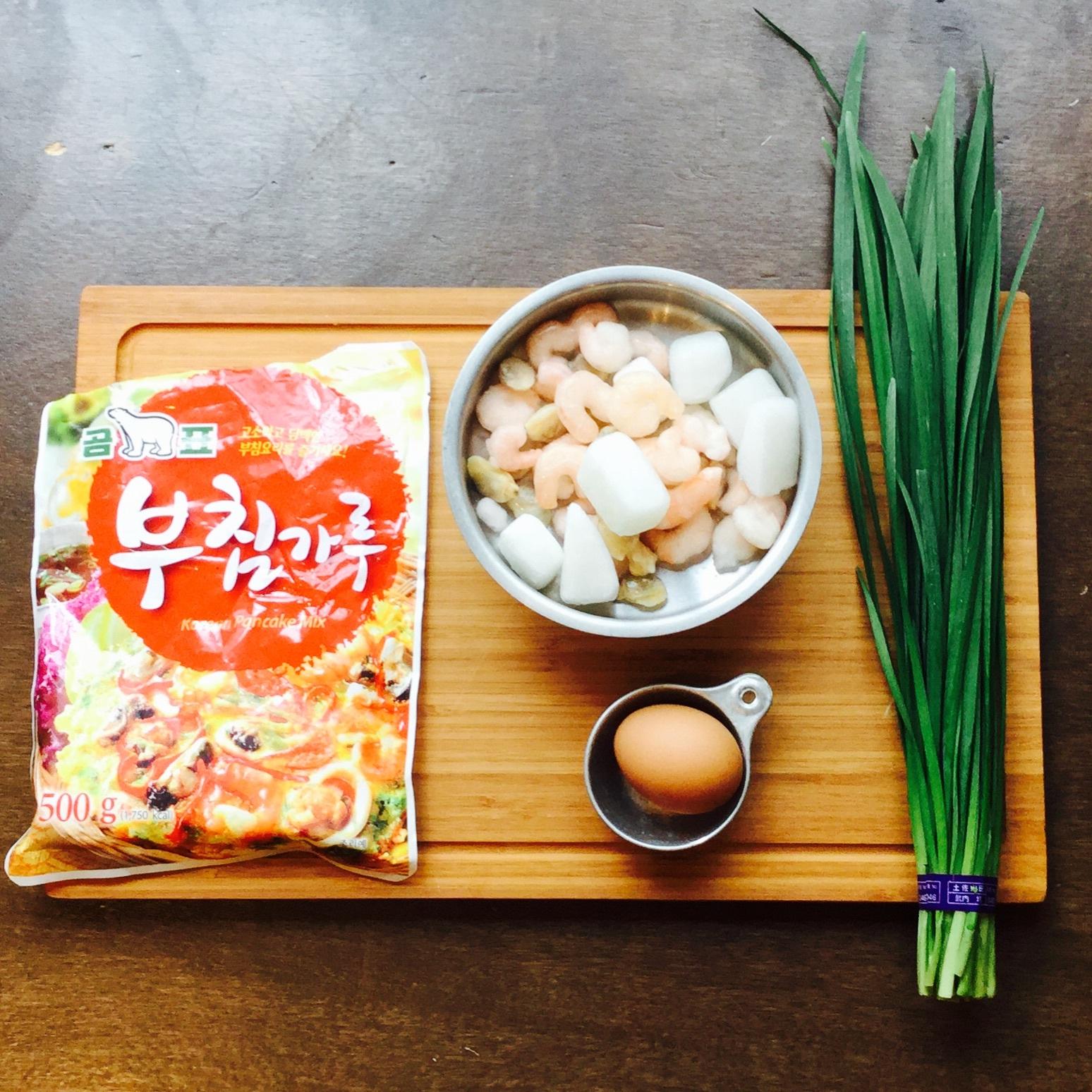 韓国料理人直伝!海鮮チヂミの作りかた