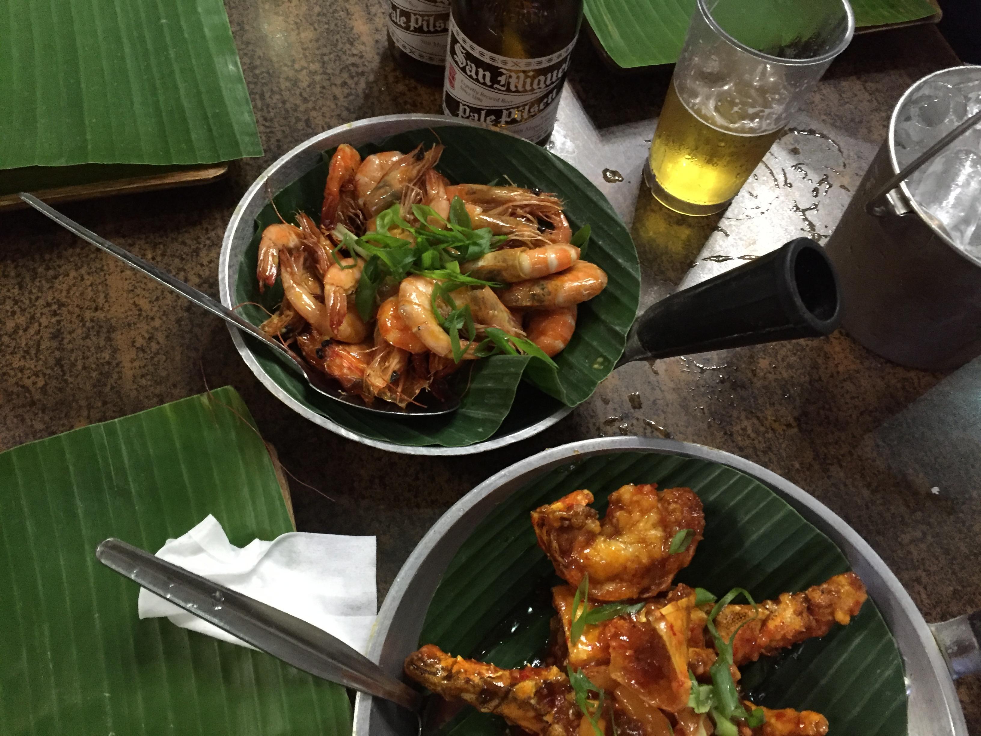 生まれて初めて食べる!感動フィリピン料理