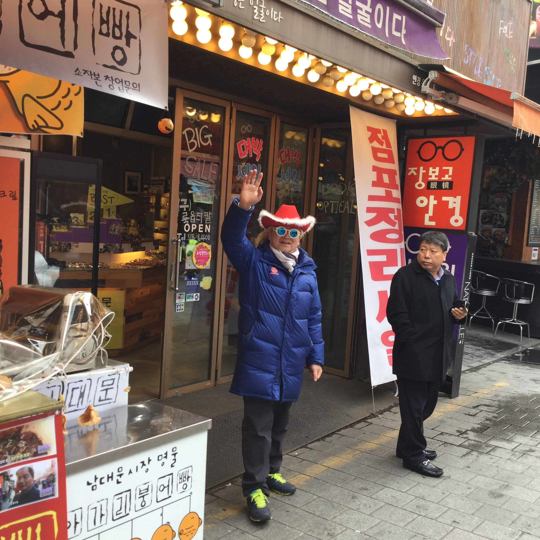 ソウルに来たら必ず行く!ごちゃ感が魅力の南大門市場とは