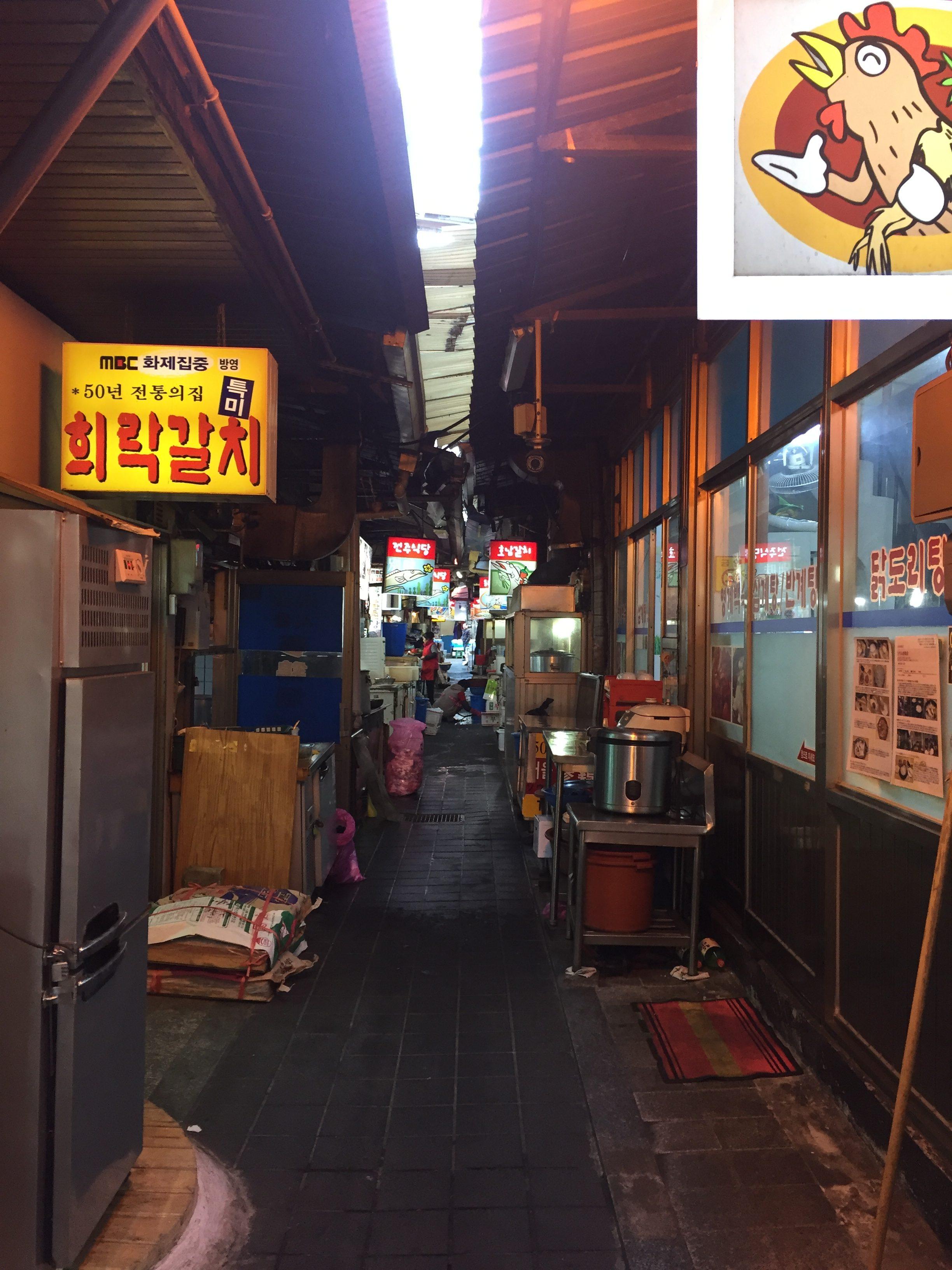 ソウルの旅2日目(1)★弾丸2泊3日 明洞・南大門市場の楽しみ方